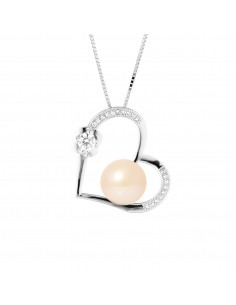Collier Love Perle de...