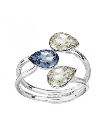 bague cristal de swarovski  089403