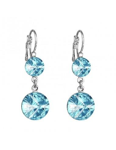boucles cristal de swarovski  110612