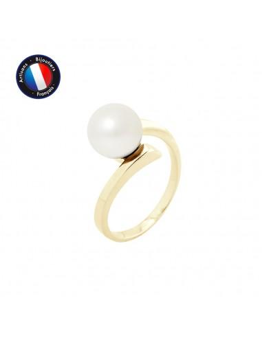 PERLINEA Bague Perle de Culture d'Eau...