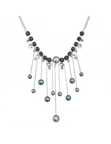Collier Constellation Cristal de...