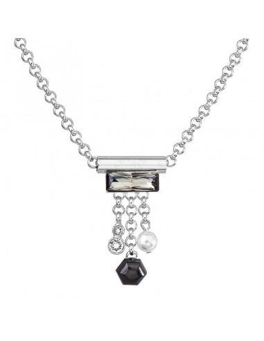Collier Cristal de Swarovski White...