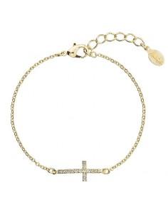 Bracelet Croix dorée...