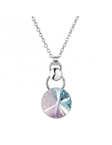 Collier Cristal de Swarovski Lavender...
